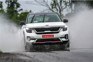 Kia Seltos review, test drive
