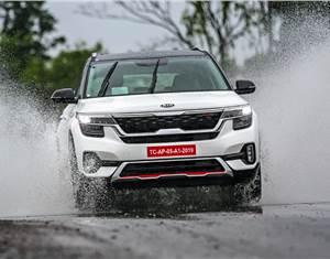 Kia Seltos review, test drive