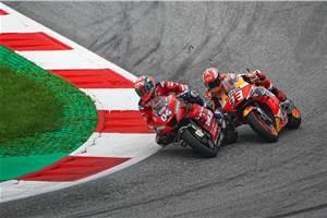Austrian MotoGP: Dovizioso beats Marquez in spectacular duel