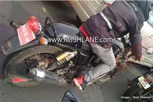 2020 Royal Enfield Continental GT 650 BS6 model spied