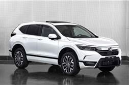 New Honda Breeze SUV revealed