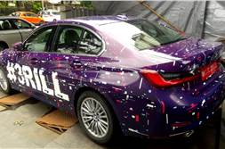 New BMW 3 Series ready for launch