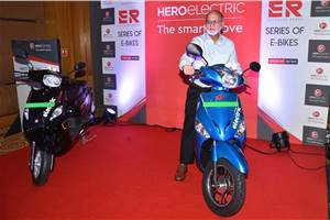 Hero Electric Optima ER, Nyx ER e-scooters launched