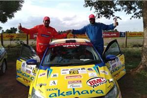 2019 INRC Round 2: Chetan Shivram wins Rally of Coimbatore