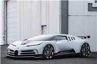 1600hp Bugatti Centodieci hypercar unveiled
