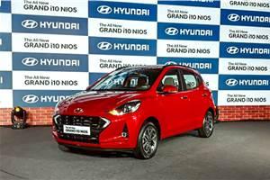 Hyundai Grand i10 Nios launched at Rs 4.99 lakh