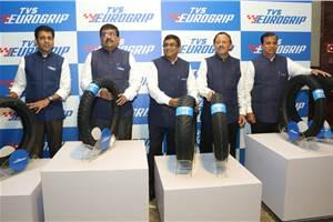 TVS Srichakra announces Eurogrip tyre brand