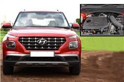 Hyundai Venue to get a 1.5-litre diesel engine