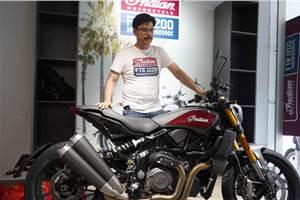 2019 Indian FTR 1200 S, FTR 1200 S Race Replica reach new Mumbai dealership