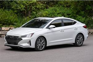 Hyundai Elantra facelift India launch in September