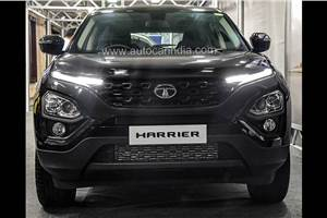 Tata Harrier Dark edition details revealed