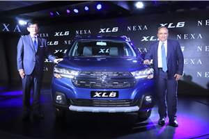 Maruti Suzuki XL6 launched at Rs 9.80 lakh