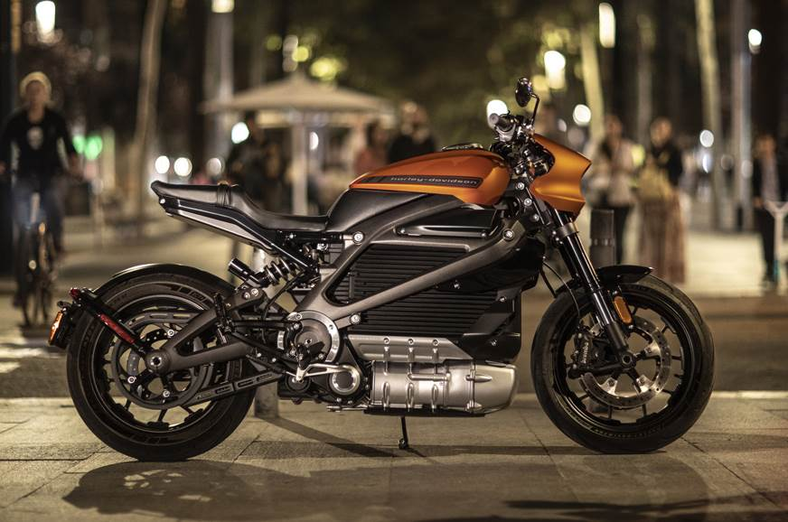 Harley-Davidson LiveWire to be unveiled in India on Augus...