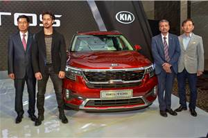 Kia Seltos launched at Rs 9.69 lakh