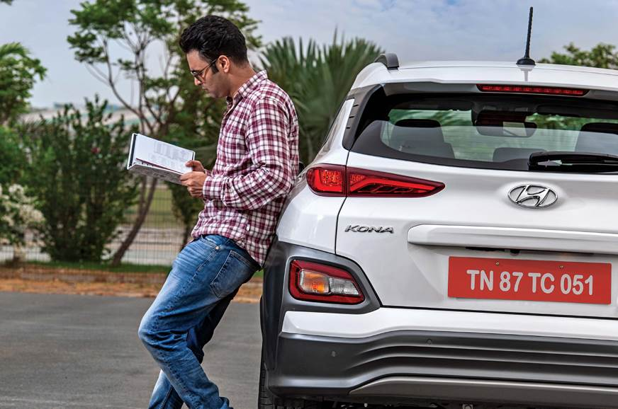 Driving the Hyundai Kona electric has made me look at EVs...
