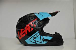 Leatt GPX 5.5 helmet review