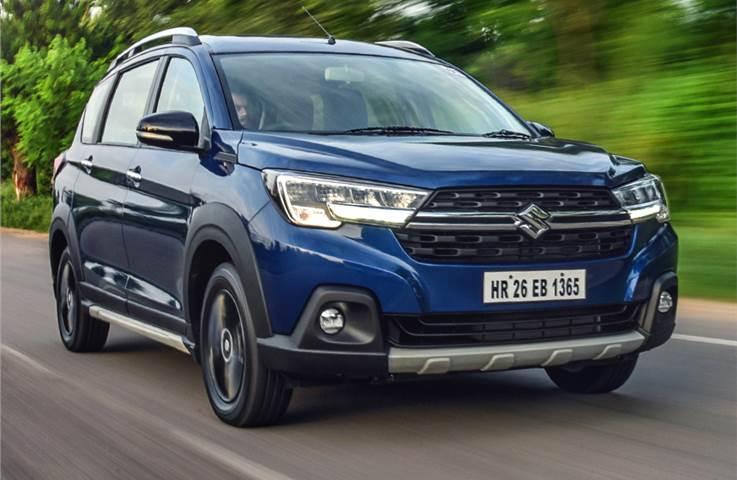 Maruti Suzuki XL6 review, test drive
