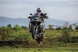 2019 BMW R 1250 GS review, test ride