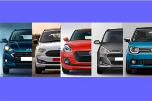 Hyundai Grand i10 Nios vs rivals: Specifications comparison