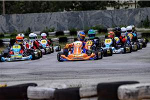 Shahan Ali Mohsin clinches 2019 JK Tyre National Karting Championship title