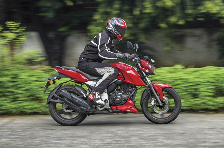 2018 TVS Apache RTR 160 4V long term review, final report
