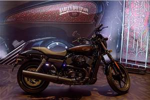 BS6 Harley-Davidson Street 750 Limited Edition launched at Rs 5.47 lakh