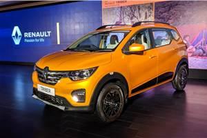 Renault Triber price, variants explained