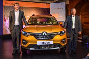 Renault Triber launched at Rs 4.95 lakh