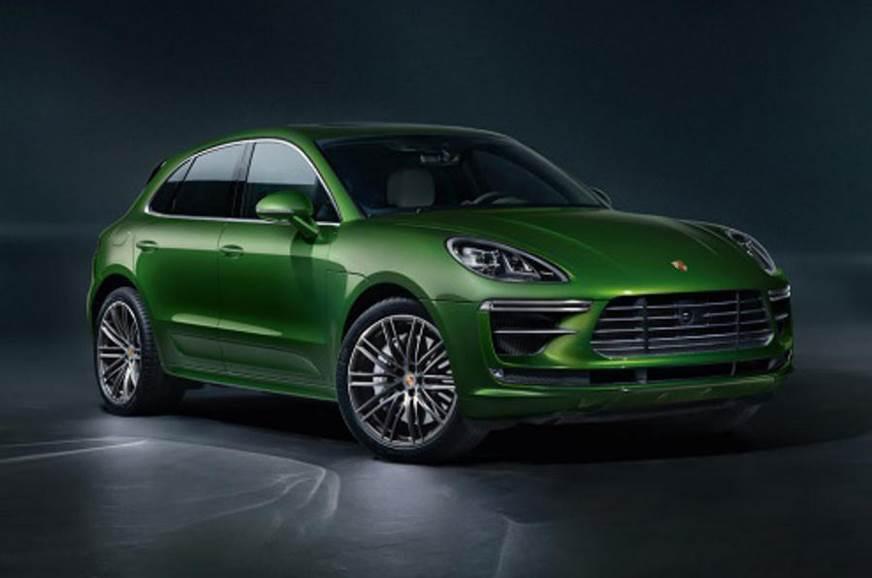 2019 Porsche Macan Turbo revealed