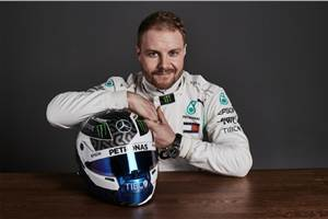 Mercedes retains Bottas for F1 2020