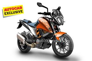 KTM 250 Adventure in the works for India