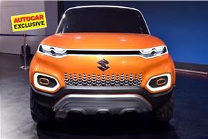 Maruti Suzuki S-Presso to be sold in four variants