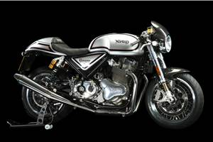 Sub-500cc Norton in the works for India