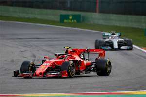 2019 Belgian GP: Leclerc claims maiden F1 victory