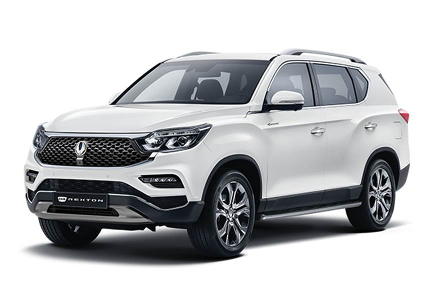 2020 SsangYong Rexton G4 facelift revealed
