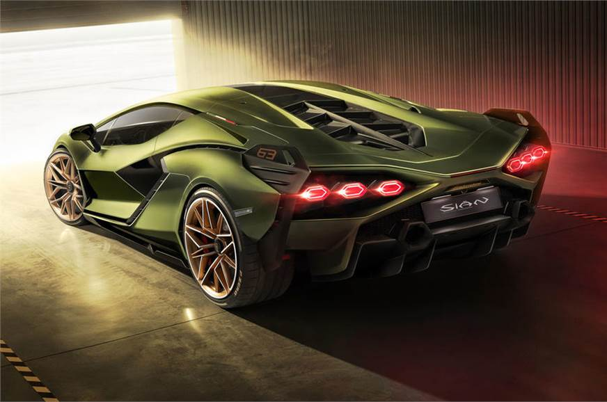 Lamborghini Sian Hybrid Supercar Revealed Ahead Of 2019