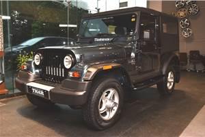 Attractive discounts available on Mahindra SUVs, MPVs and cars