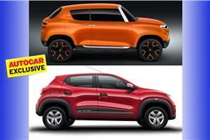 Maruti Suzuki S-Presso dimensions revealed