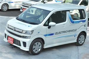 Making EVs attractive more important than getting into EV race: Maruti