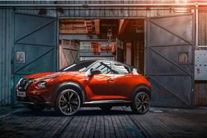 New second-gen Nissan Juke revealed