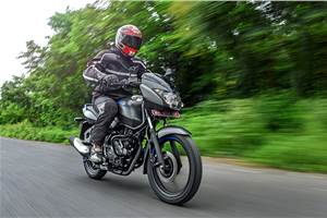 Bajaj Pulsar 125 Neon review, test ride