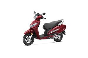 BS6 Honda Activa 125 makes less power than the BS4 model