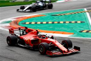 Leclerc resists Mercedes pressure to win 2019 Italian GP