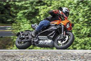 Harley-Davidson LiveWire review, test ride