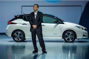 Hiroto Saikawa steps down as Nissan CEO