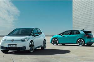 Volkswagen ID.3 premiers ahead of Frankfurt motor show 2019
