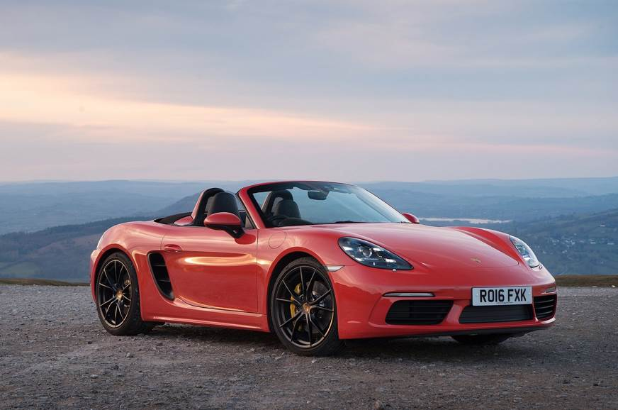 Porsche 718 Cayman, Boxster likely to get electric variants