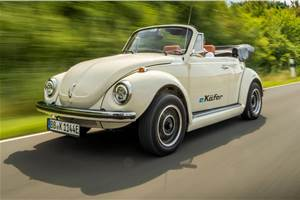 Volkswagen Beetle gets electric conversion kit