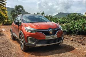 2018 Renault Captur long term review, third report