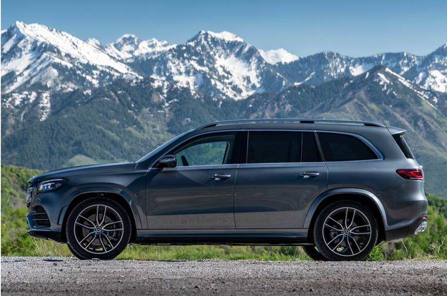 2020 Mercedes-Benz GLS (For representation purpose only)